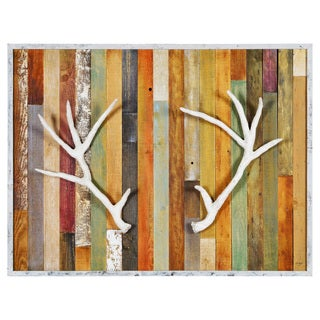 Ren Wil Cabins Crown Framed Wall Decor