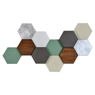 Ren Wil Apiary Unframed Wall Decor