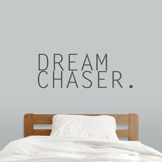 Dream Chaser' 38 x 14-inch Wall Decal