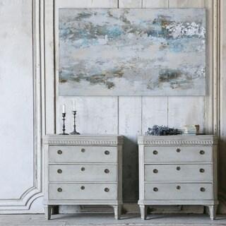 Ren Wil Frozen Tundra Unframed Canvas