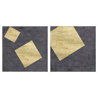 Ren Wil Gold Wink' Unframed Canvas