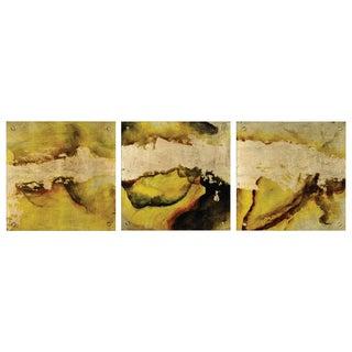 Ren Wil Sahara Unframed Canvas