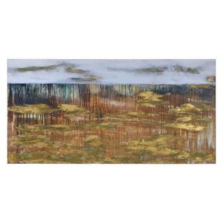 Ren Wil Swamp Lily Unframed Canvas