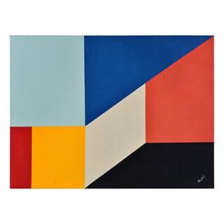 Ren Wil Altered States Unframed Canvas