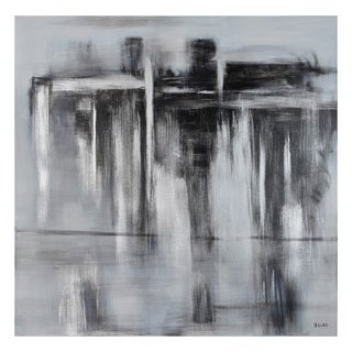 Ren Wil Shadow Play Unframed Canvas