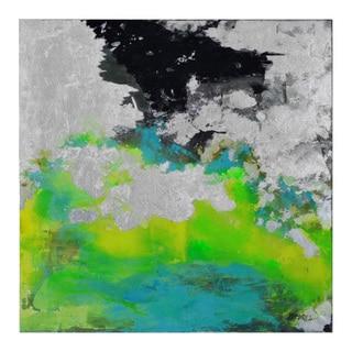 Ren Wil Mercury Rising Unframed Canvas