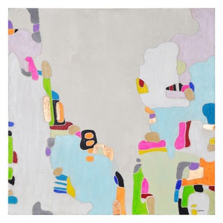 Ren Wil Open Market Unframed Canvas