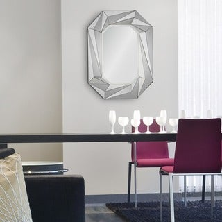 Ren Wil Pinnacle Framed Octagonal Mirror