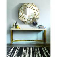 Ren Wil Cats Cradle Framed Octagonal Mirror