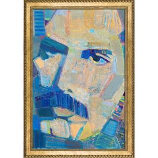 Alexey Rubanov 'Freddy' Framed Fine Art Print