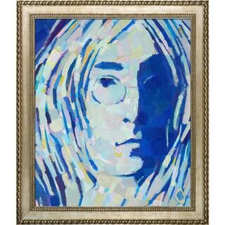 Alexey Rubanov 'John' Framed Fine Art Print
