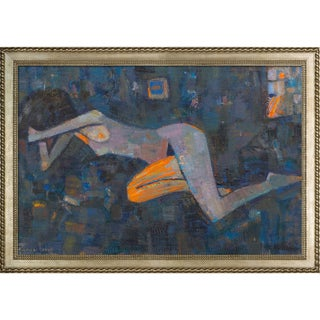 Alexey Rubanov 'Reflexes' Framed Fine Art Print