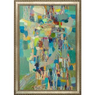 Alexey Rubanov 'Prelude' Framed Fine Art Print