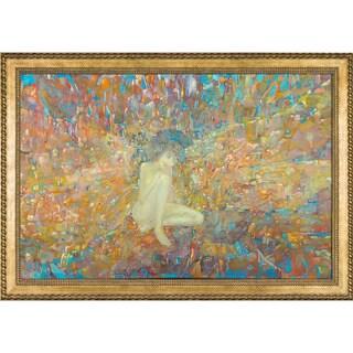 Alexey Rubanov 'In Love' Framed Fine Art Print