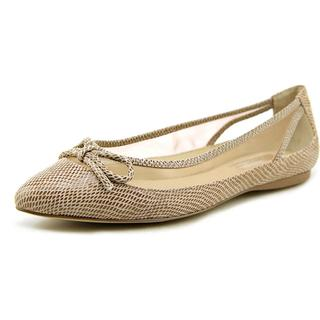 INC International Concepts Women's 'Caiado' Leather Casual Shoes