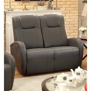 Easy Living Swiss Power Reclining Loveseat with USB