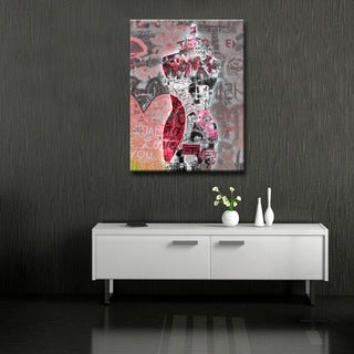 Ready2HangArt 'Urban Fashion I' Canvas Art