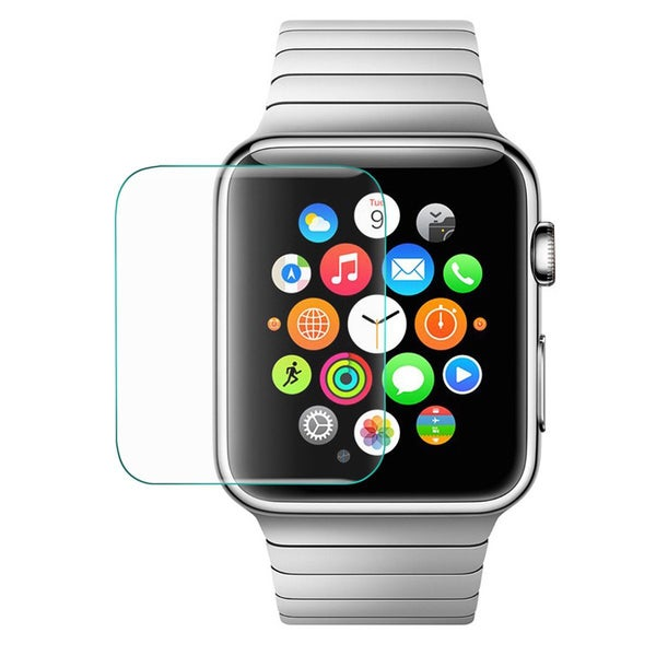 premium selection 0c4f5 680ec Shop iPM Tempered Glass 9H Premium Screen Protector for Apple Watch ...