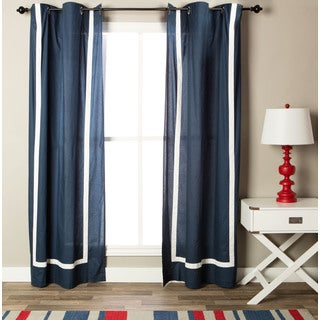 Andrew Charles All American Collection Americana Cotton Curtain Panel