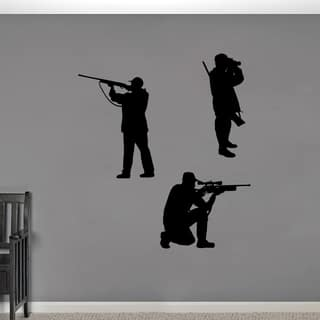 Hunter Large Wall Decal Set|https://ak1.ostkcdn.com/images/products/11382972/P18351295.jpg?impolicy=medium