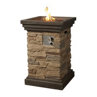 Glass Outdoor Fireplaces & Fire Pits