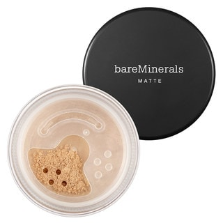 bareMinerals Matte Foundation Broad Spectrum SPF 15 Medium Beige