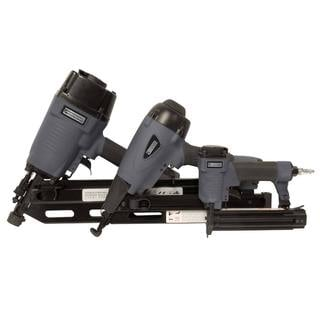 Professional Woodworker 3-piece Pneumatic Nailer Combo Kit