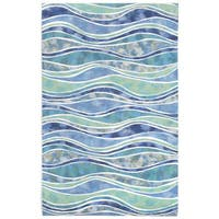 Rolling Wave Outdoor Rug (8' x 10') - 8' x 10'