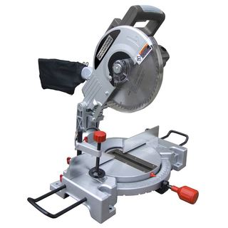 Professional Woodworker 15A 10-inch Compound Miter Saw - Silver
