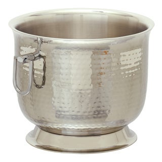 Stainless Steel Double Wall Bucket 11-inch x 8-inch Accent Piece