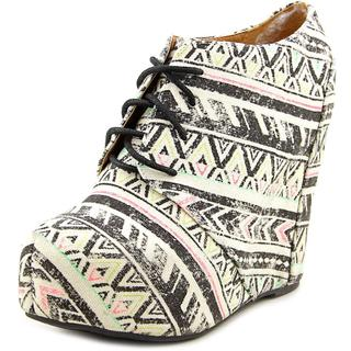 Famous Name Brand Women's 'Canvas' Canvas Dress Shoes
