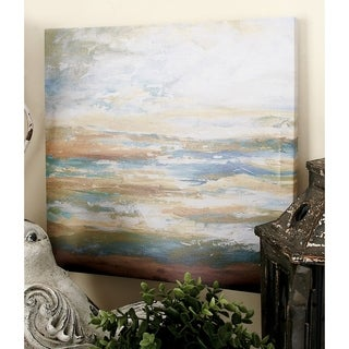 Set of 2 Canvas Art 16-inch x 16-inch Accent Piece