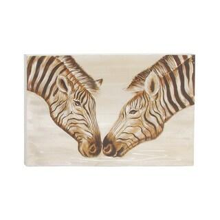 Aluminum Canvas Art 47-inch x 32-inch Accent Piece