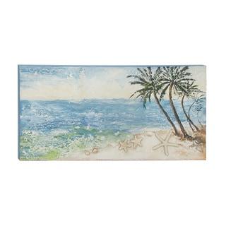 Canvas Art 55-inch x 28-inch Accent Piece