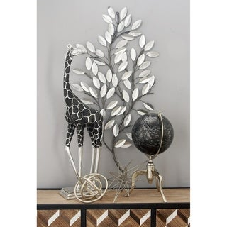 Metal Wall Decor 25-inch x 44-inch Accent Piece