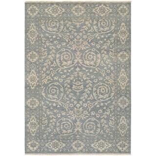 Couristan Tenali 6277/0023 Latur Dusty Blue Rug (8' x 11'3)