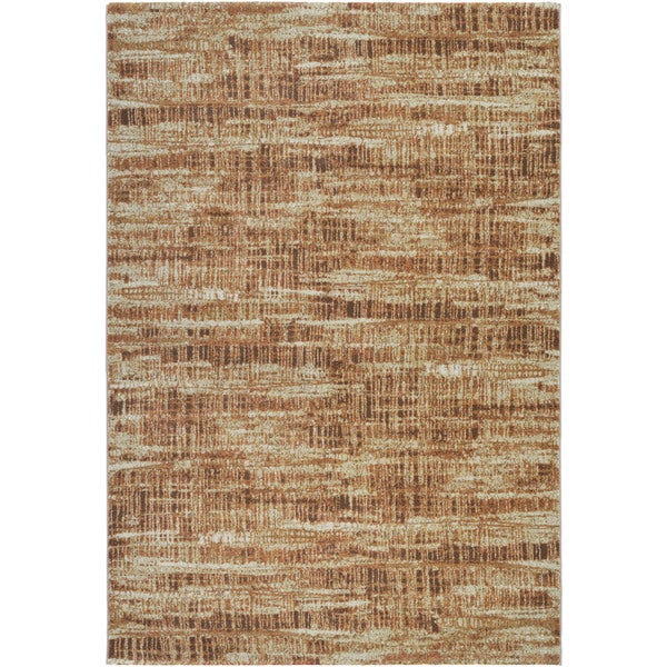 Couristan Easton 7392/8868 Maynard Antique Cream/ Salmon Rug - 7'10 x 11'2'