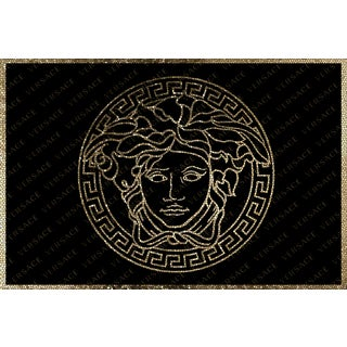 'Medusa Medusa Medusa' Modern Canvas Wall Art