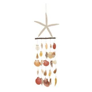 Starfish Wind Chime 7-inch x 24-inch Garden Accent
