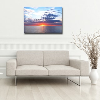 Chris Doherty 'Sunset' ArtPlexi by Ready2HangArt