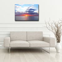 Chris Doherty 'Sunset' ArtPlexi by Ready2HangArt - Multi