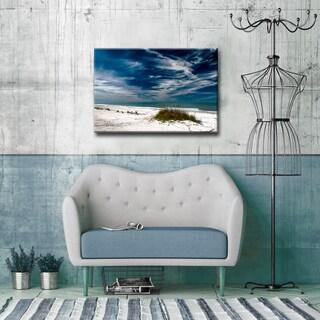 Bruce Bain 'Silent Beach' ArtPlexi by Ready2HangArt