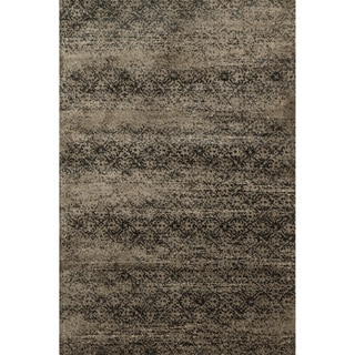 Kingsley Taupe/ Slate Rug (7'7 x 10'5)