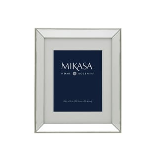 Mikasa 11 x 14 Champagne Mirror Frame
