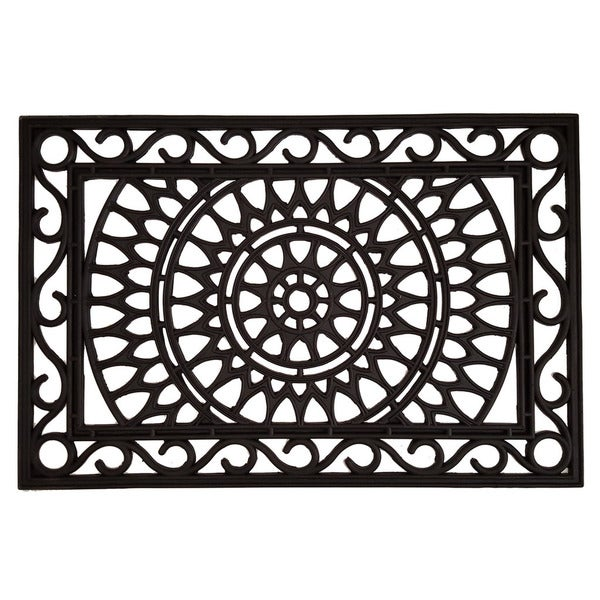Sungate Rubber Doormat (2u0026#x27; ...