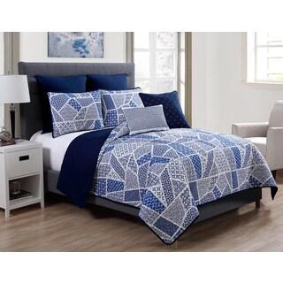 VCNY Ladera 7-piece Quilt Set