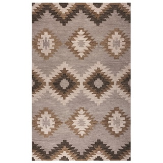 Rizzy Home Leone Collection Southwest Area Rug (5' x 8')
