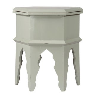 Crafted Home's Jane Hexagon Side Table
