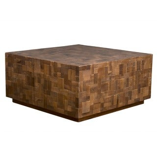 Crafted Home's Mark Square Coffee Table