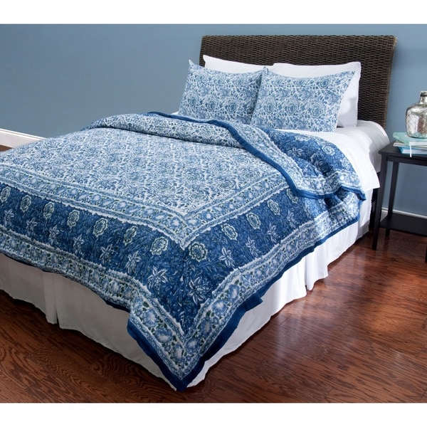 Paulina Quilt Set by Rizzy Home